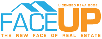 FaceUp Real Estate - logo